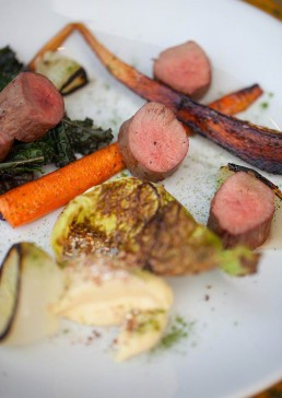 Photograph of Gardeners Cottage restaurant lunch menu dish.