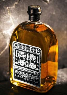 Product photograph of Scottish Gilde whisky.